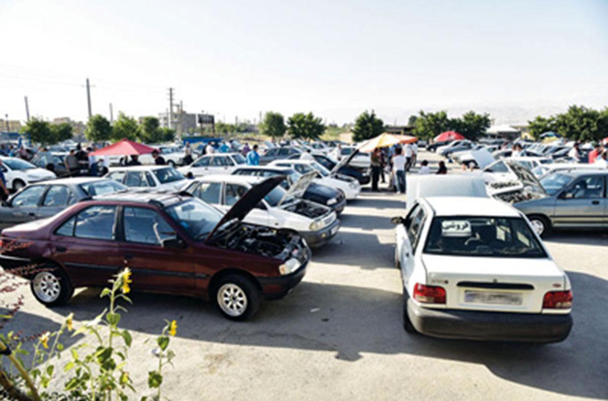 خودروهای احتکاری وارد بازار می شوند