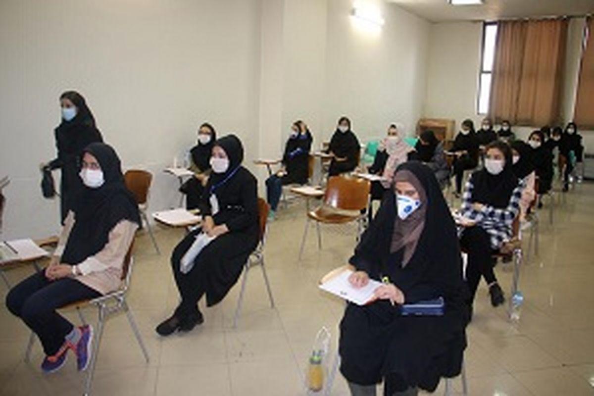 آزمون استخدامی بانک سینا برگزار شد