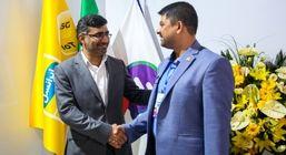 نسخه وب پیامرسان گپ در غرفه ایرانسل رونمایی شد