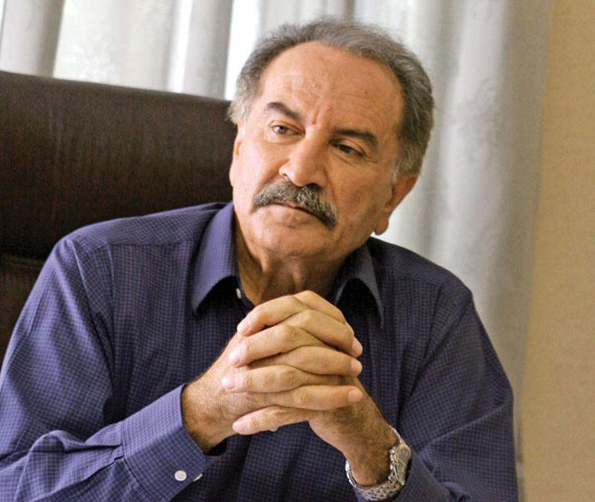 پیام تسلیت مدیرعامل بانک کارآفرین به مناسبت درگذشت جمشید پژویان