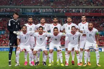 ترکیب احتمالی ایران مقابل ویتنام از نگاه میزبان+عکس