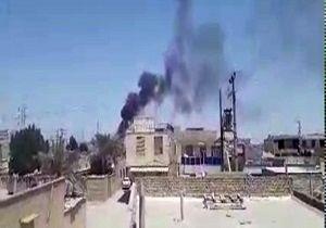 جزئیات انفجار یک تریلی و قطع برق در خرمشهر