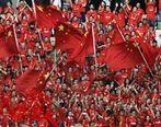 تصمیم سیاسی فدراسیون آلمان در مورد تیم چینی