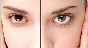 چگونه رنگ چشم خود را طبیعی تغییر دهیم؟