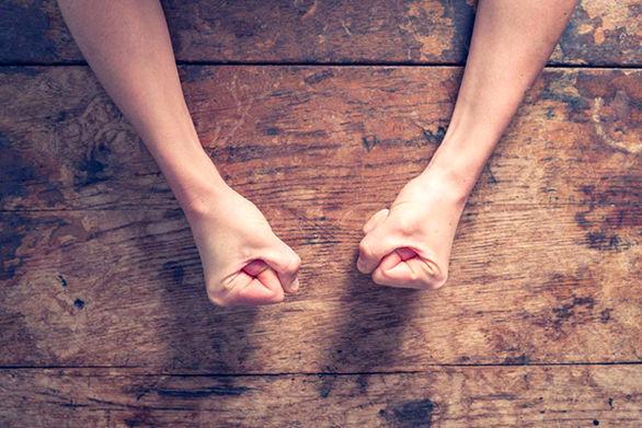 کنترل عصبانیت با چند روش ساده