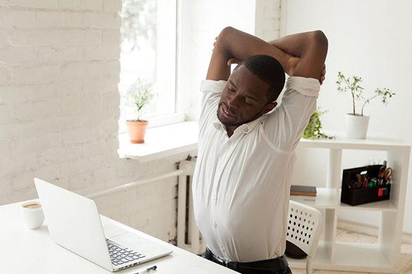 خستگی پس از یک روز کاری را چگونه برطرف کنیم؟
