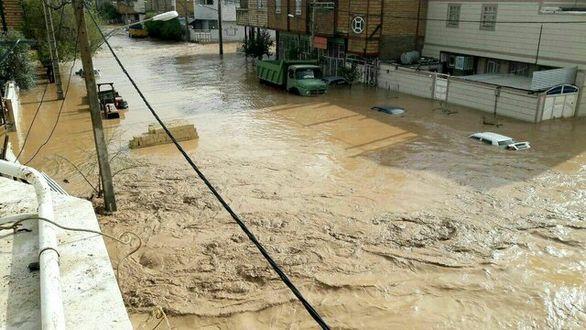 هشدار وقوع سیل در کرمان