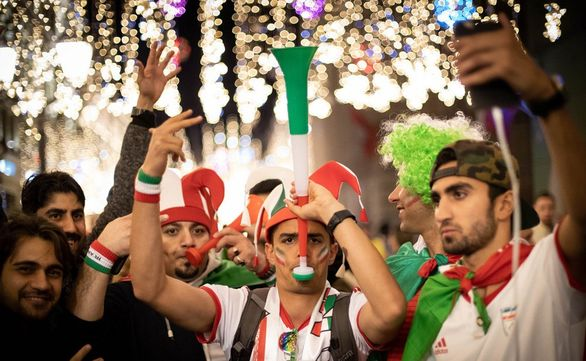 ورزشگاه ایرنی آلمکتوم؛ سهم عراق تنها 17 درصد سکوها!