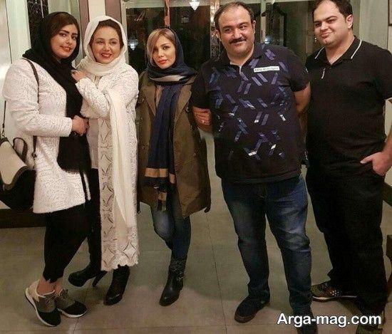 عکس های جدید مهران غفوریان و همسرش