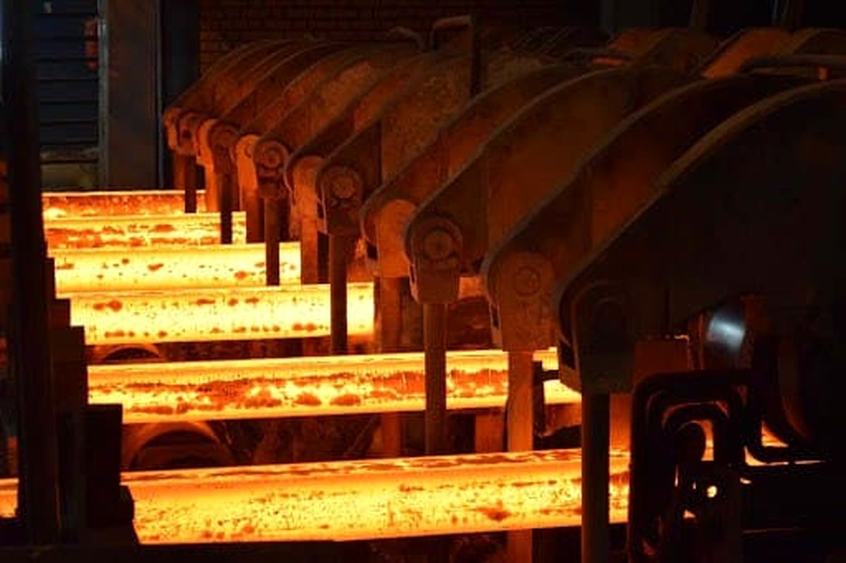 رکوردشکنی آهن وفولاد ارفع در شرایط محدودیت شدید برق