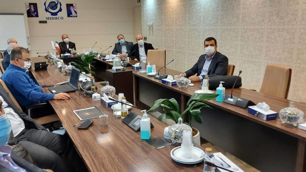یکصد و سی و نهمین جلسه تولید میدکو برگزار شد