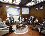 توسعه همکاریهای مشترک بانک صادرات و بیمه سرمد با مشارکت منطقه آزاد کیش