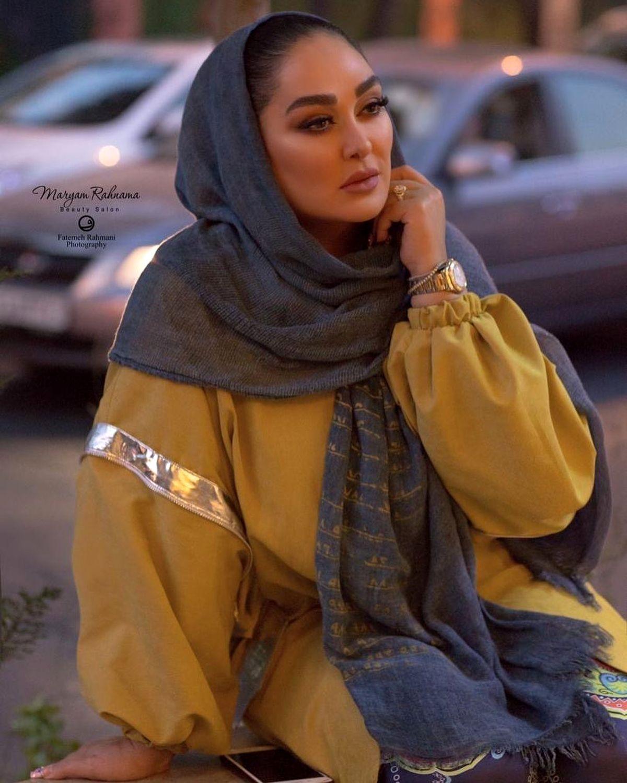 الهام حمیدی از همسرش طلاق گرفت + علت طلاق