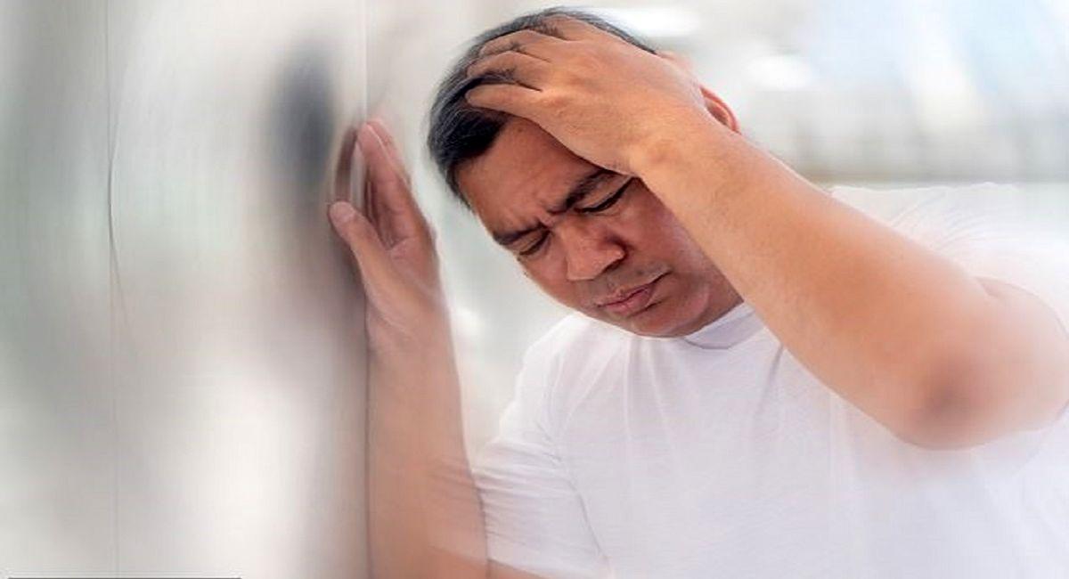 سرگیجه هنگام بلندشدن نشانگر چیست؟
