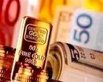 قیمت طلا، سکه و دلار امروز دوشنبه 98/10/23+ تغییرات
