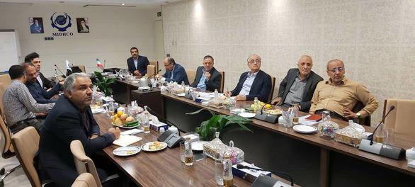 یکصد و پانزدهمین جلسه تولید میدکو برگزار شد