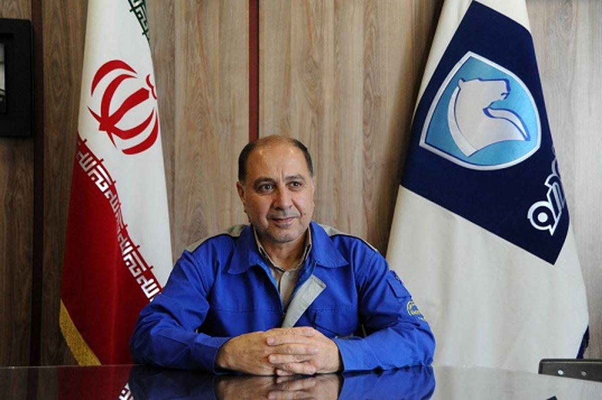 سلامت حرفهای در رأس امور ایران خودرو قرار دارد