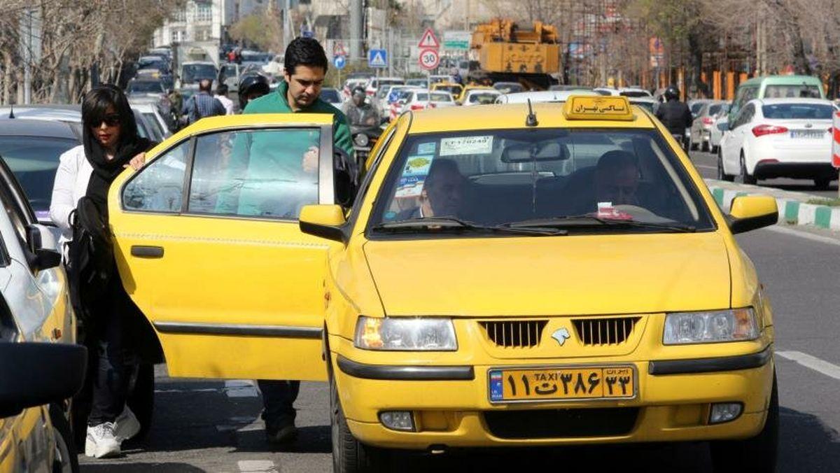افزایش ۳۵ درصدی کرایه تاکسی ها