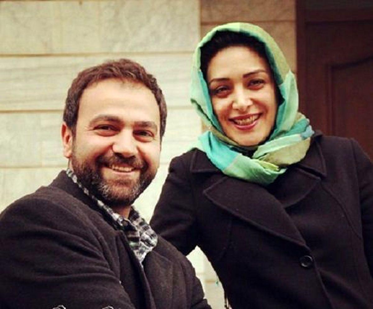 ماجرای ازدواج آرش مجیدی و همسرش میلیشیا مهدی نژاد + بیوگرافی و تصاویر جدید