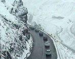 برفی شدن نیمه شمالی کشور