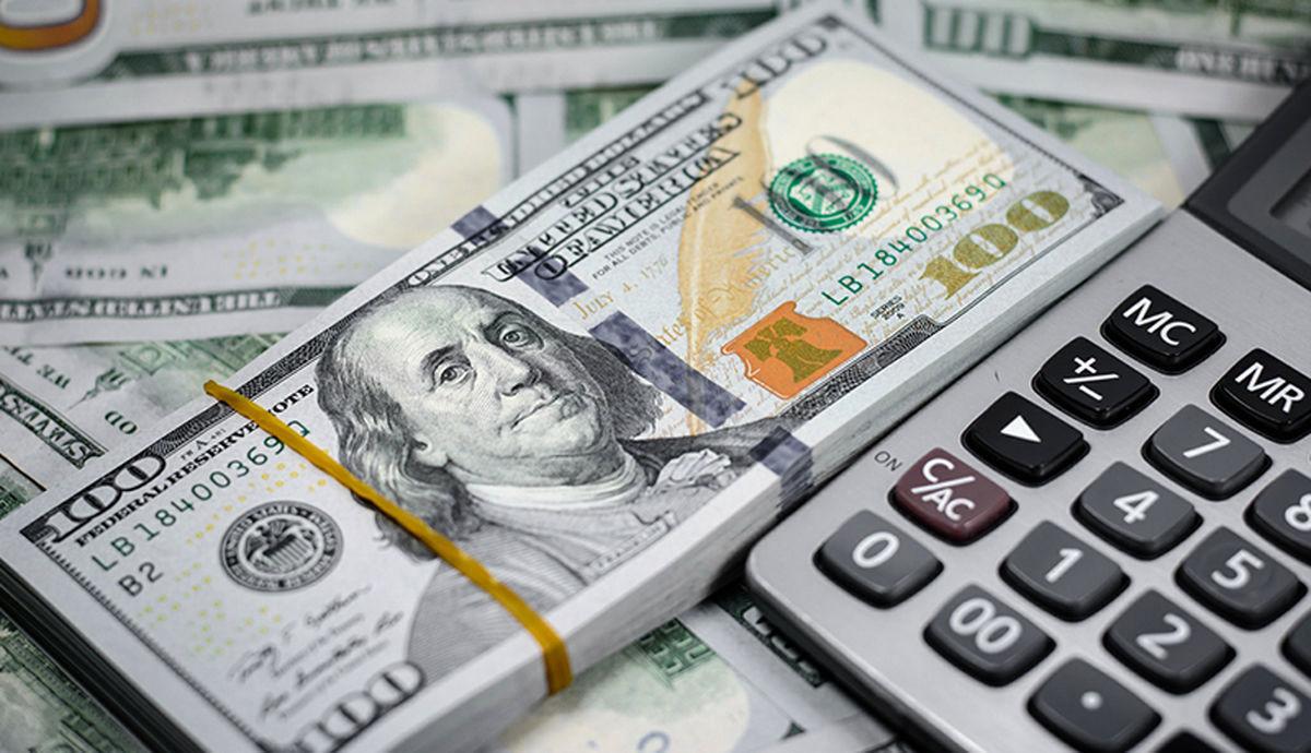 قیمت دلار در صرافی های بانکی