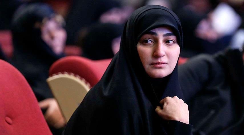 همسر زینب سلیمانی روحانی است؟ + عکس