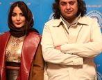 عکس جنجالی و لورفته سمیرا حسن پور در آغوش کارگردان معروف + بیوگرافی و تصاویر جدید