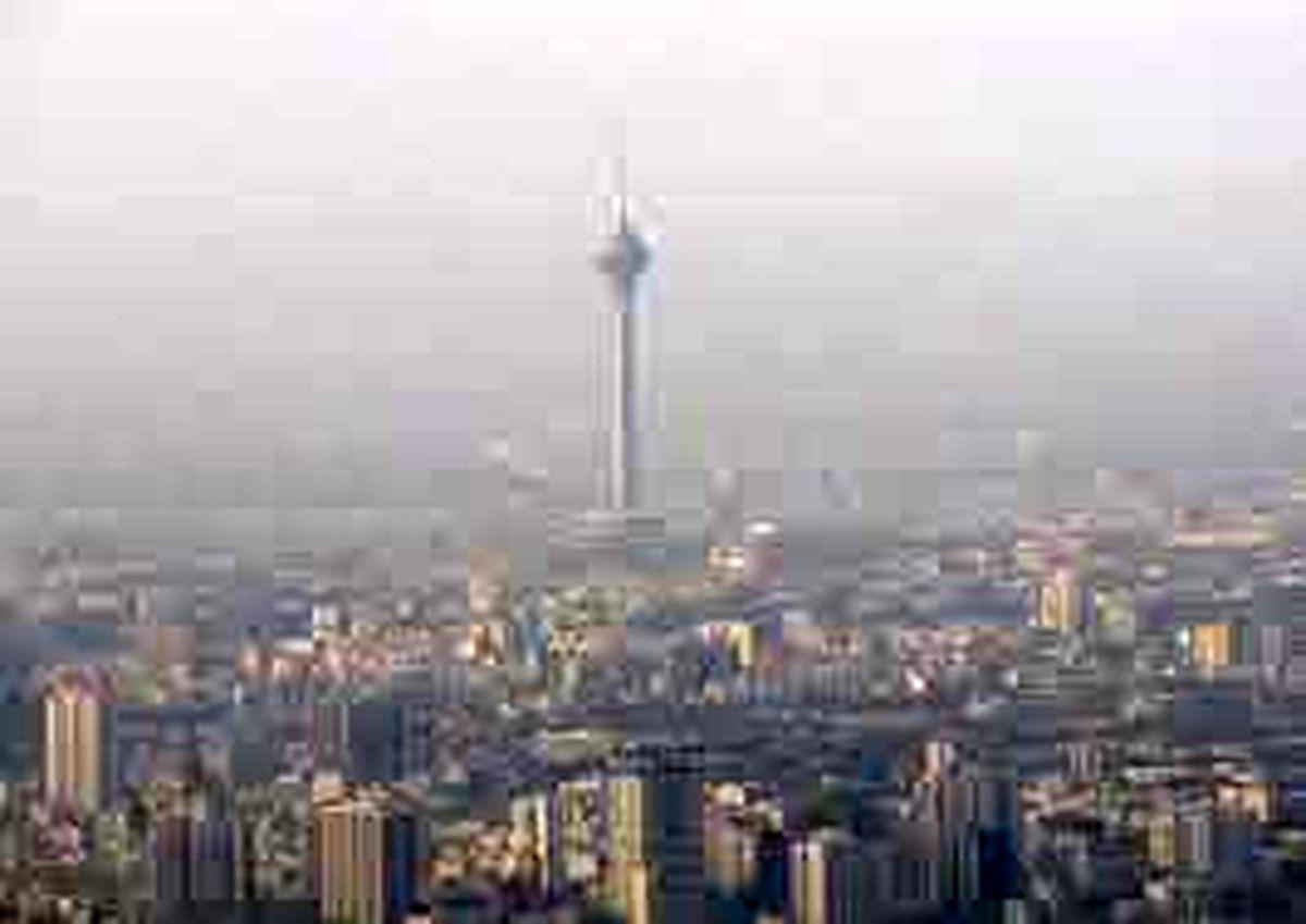 غلظت آلاینده دی اکسید گوگرد در تهران بالا رفت
