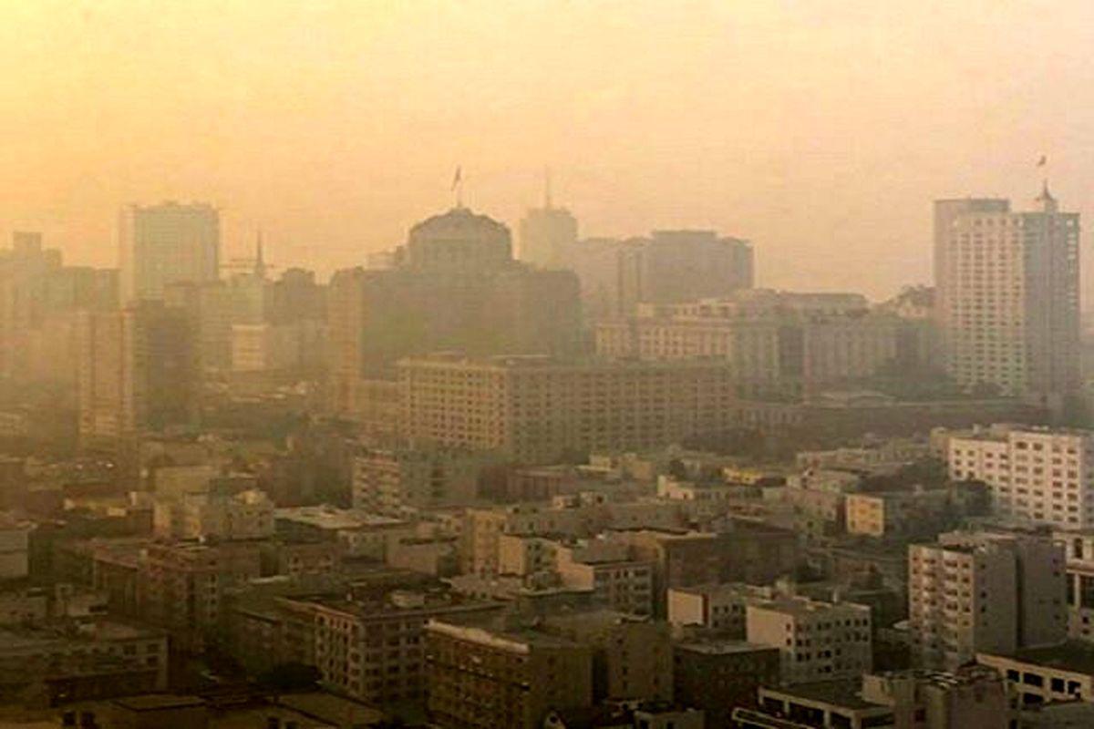 جزئیات آلودگی هوا از روز دوشنبه اعلام شد