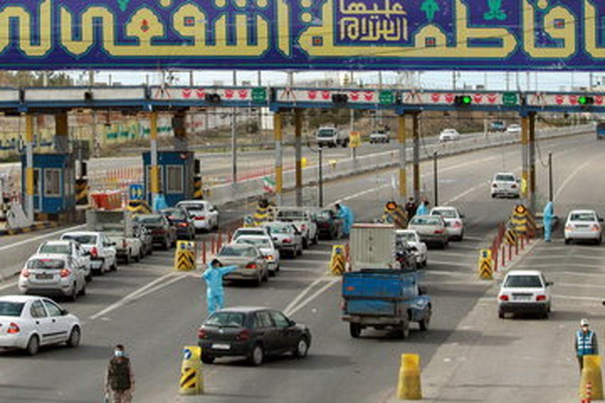 نرخ عوارض برخی آزادراههای دولتی اصلاح شد