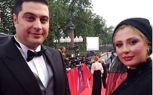 بیوگرافی نیوشا ضیغمی و همسر میلیاردرش / عکس
