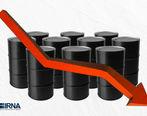 سقوط ۸ درصدی طلای سیاه در هفته گذشته