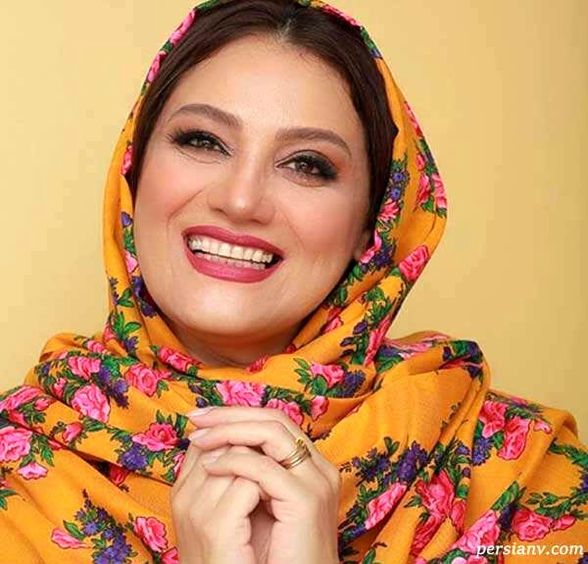 عکس لورفته از مادر شوهر نگار جواهریان در سریال خاتون   بیوگرافی شبنم مقدمی