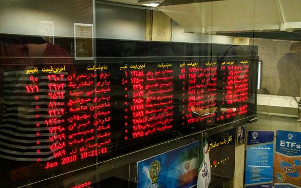 معامله بیش از 12870 میلیارد ریال اوراق بهادار در بورس تهران