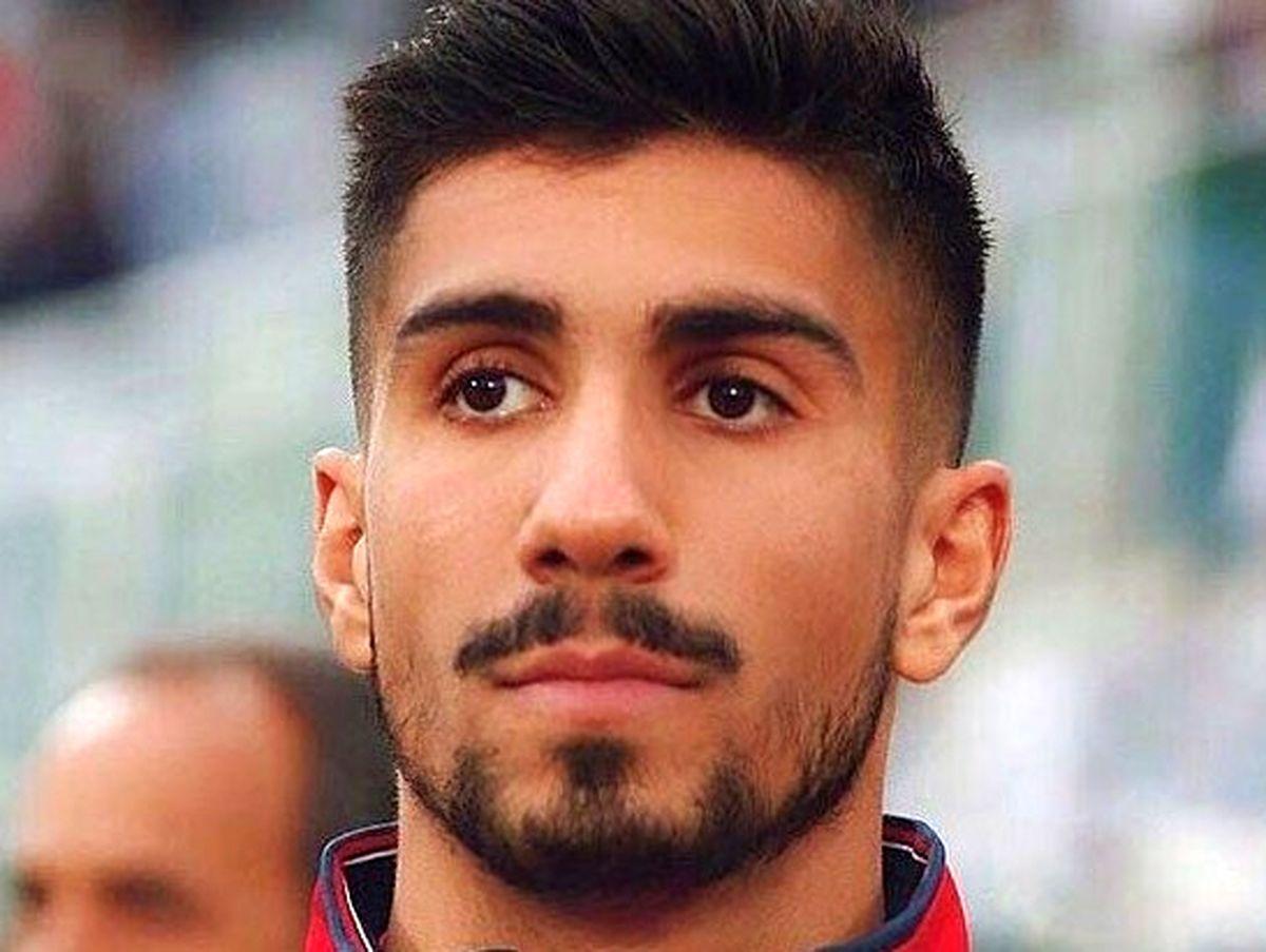 بیوگرافی آدم همتی فوتبالیست + تصاویر