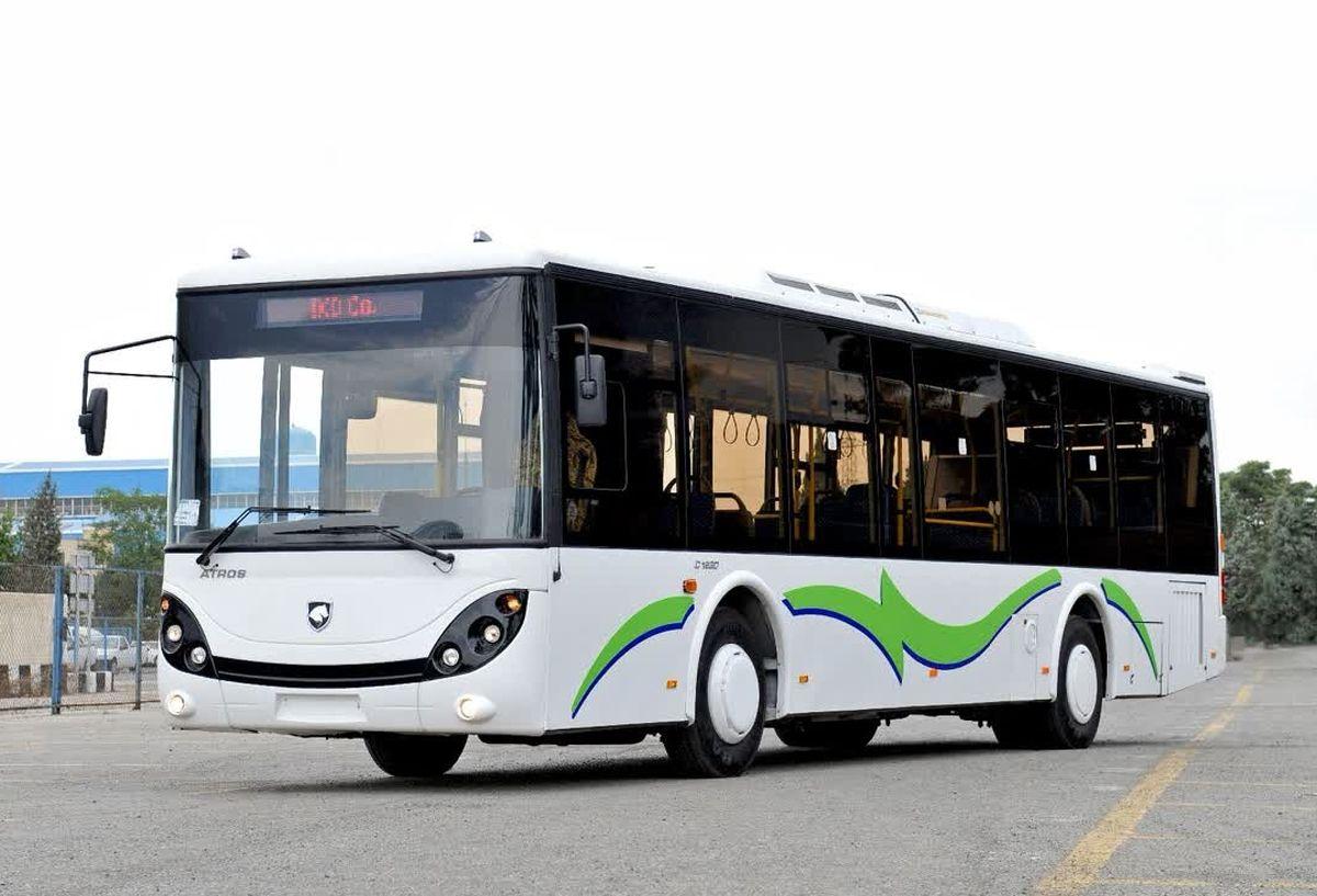 اتوبوس آتروس در مسیر دریافت پنجمین ستاره کیفی