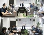 نشست کارگروه تسهیل و رفع موانع سرمایه گذاری خارجی در منطقه آزاد انزلی