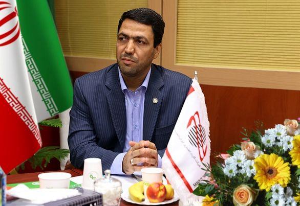 شرکت ایران کیش ویترین بانک تجارت است