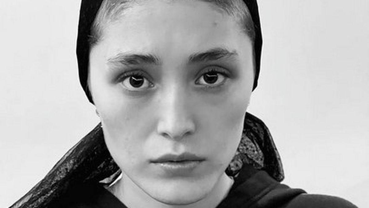عکس بدون میکاپ فرشته حسینی + عکس