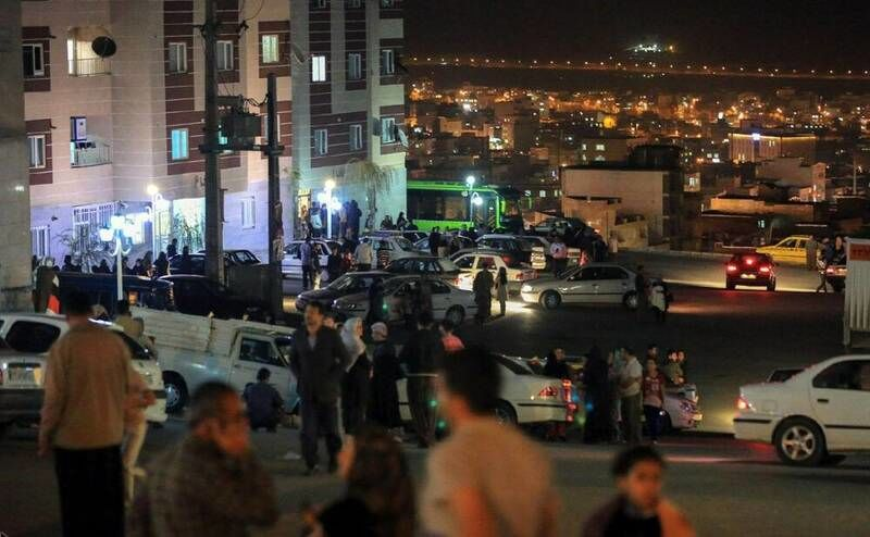 فوری/ تهران و 4 استان ایران در آماده باش زلزله شدید + فیلم