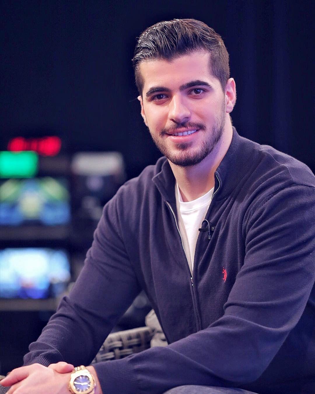 تیپ بامزه آقای فوتبالیست در خارج از ایران +عکس | سینما برتر