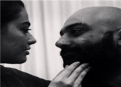 عاشقانه های نامتعارف ریحانه پارسا و همسرش لورفت + عکس بی حجاب