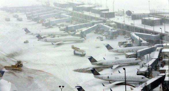 پروازهای فرودگاه مهرآباد با تاخیر انجام میشود