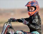 برای زنان گواهینامه موتور سیکلت صادر می شود + جزئیات