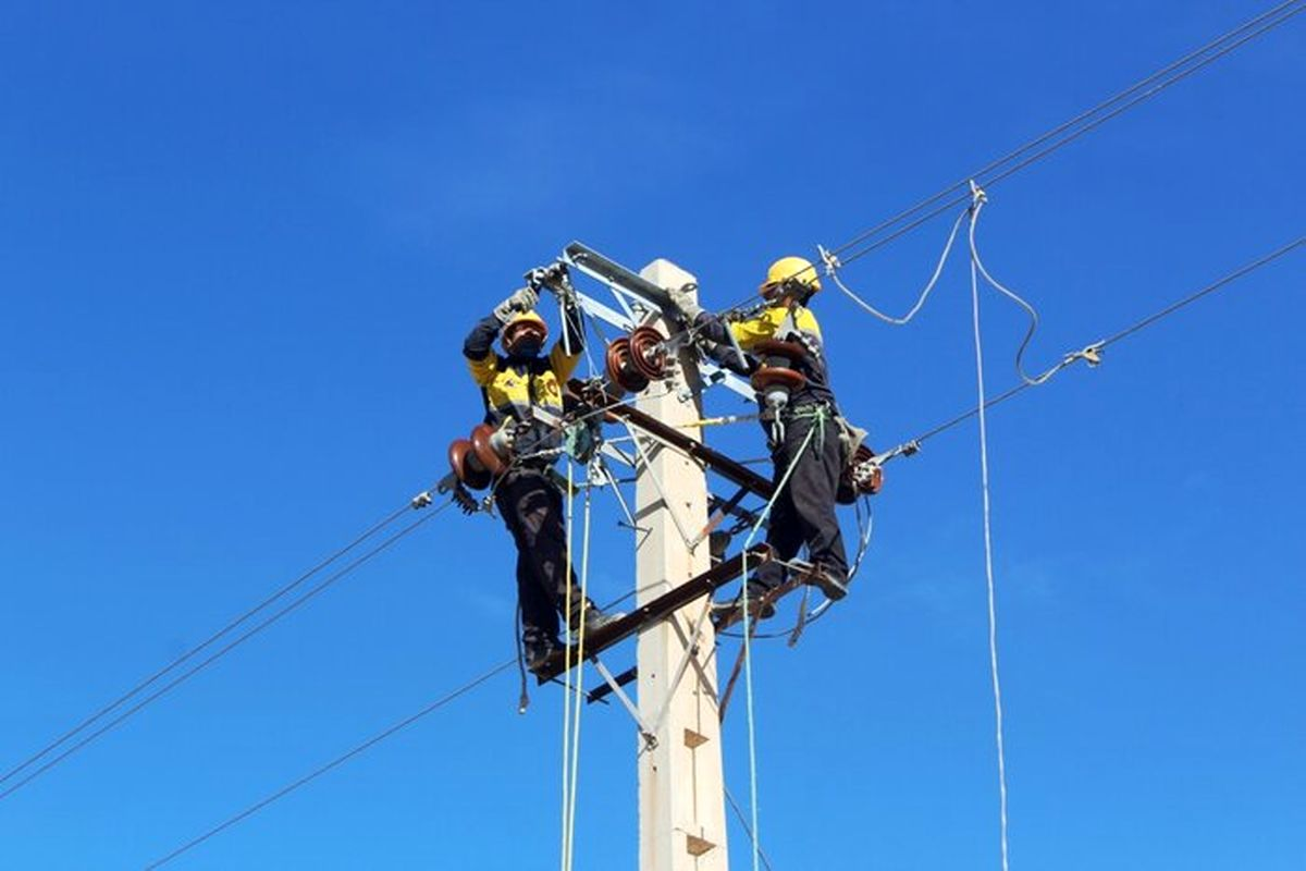 پروژه برق رسانی به معادن مس عباس آباد سمنان به بهره برداری رسید