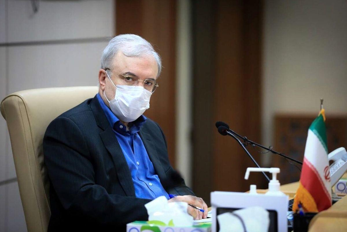 وزیر بهداشت: کاش توانی فراتر از خواهش و التماس داشتم