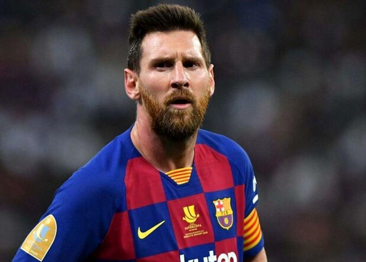 جزئیات جدایی مسی از بارسلونا