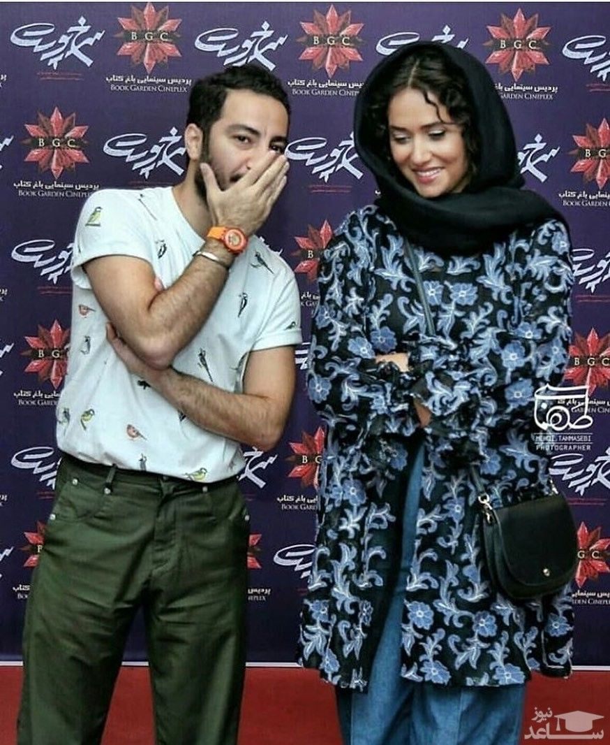 نوید محمدزاده و پریناز ایزدیار باز هم همبازی شدند! | ساعدنیوز
