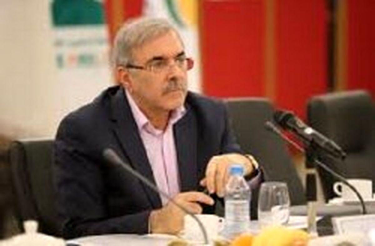 تقدیر از دبیر شورای عالی مناطق آزاد ایران