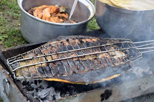 آموزش و طرز تهیه ماهی کبابی ، دلچسب ترین روش پخت ماهی